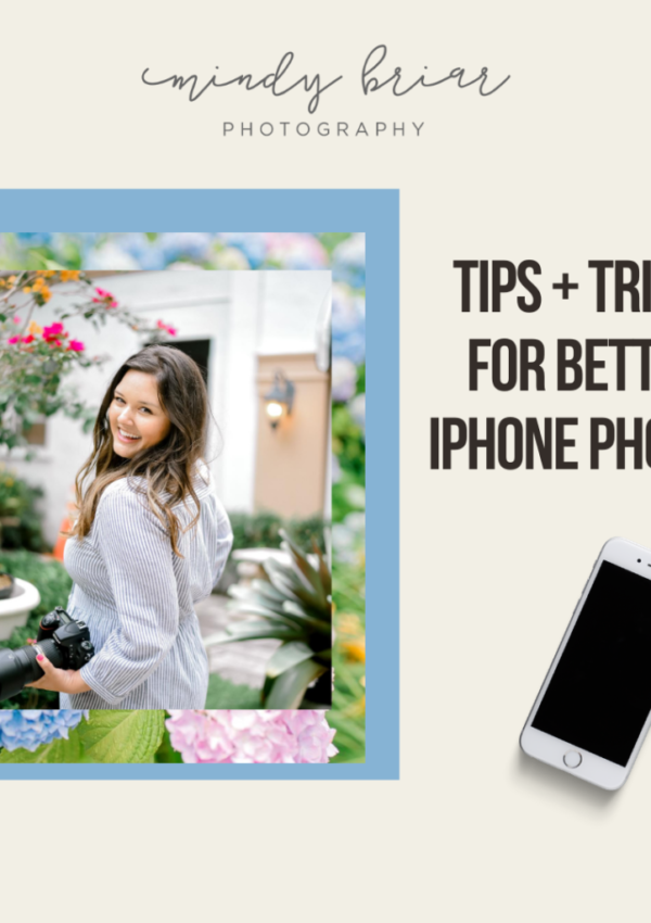 Tips and Tricks for Better iPhone Photos