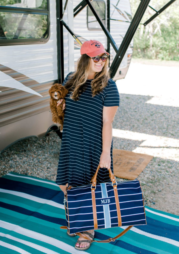 Classic Travel Essential Luggage with Barrington Gifts