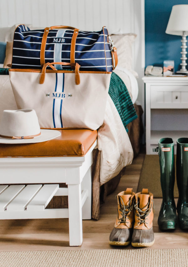 What's in My Suitcase: New England Fall Edition
