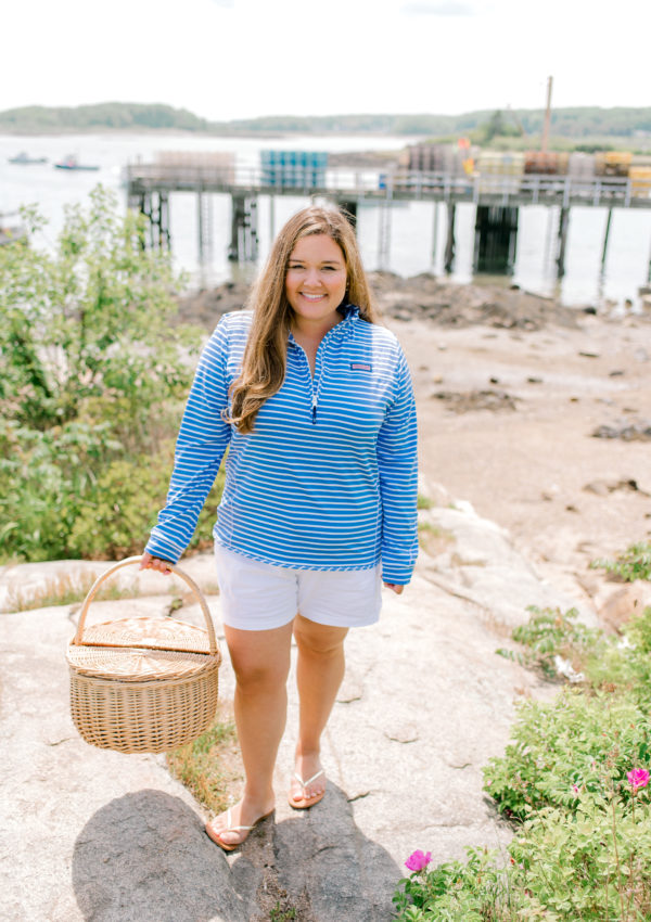Summer in Maine with Vineyard Vines